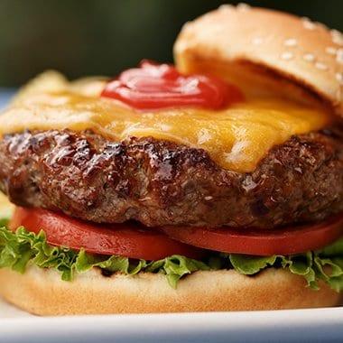 Farmer's Choice Hamburger | HIPAC Limited | A Member of the Goddard Group of Companies