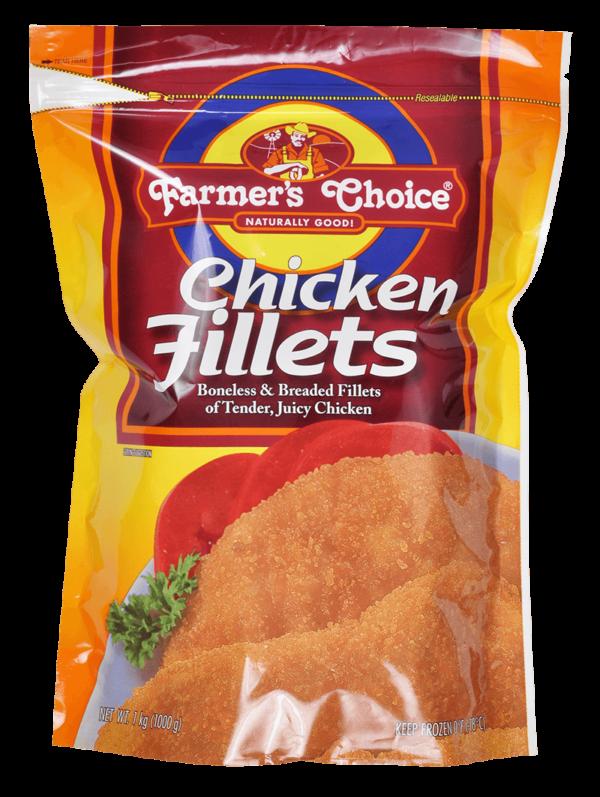 Farmer's Choice Chicken Fillets Bag