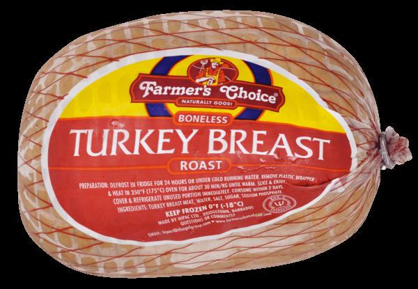 Farmer's Choice Boneless Turkey Breast Roast