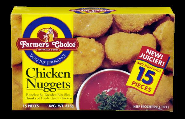 Farmer's Choice Chicken Nuggets